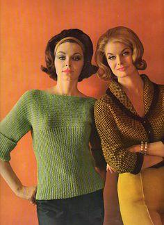 1962 Bernat Fashions