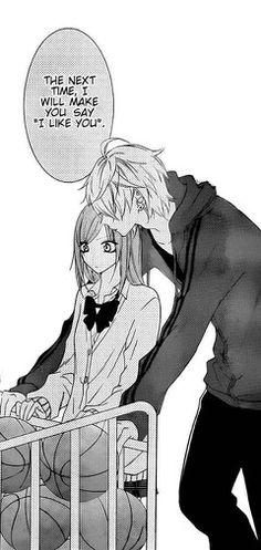 Namaikizakari I do like you Manga Love, Anime Love, Anime Guys, Hot Anime Couples, Naruse Shou, Manga Mania, Namaikizakari, Manga Couple, Manga Characters