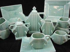 Tea Set by Stangl - 1926