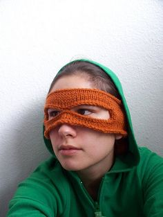 boys will love this!!! tmnt mask