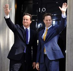 Uk Accepts gay marriage with the first couple moving in to number 10