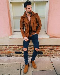d41a821b9c1 73 Amazing  Suede Jacket images in 2019