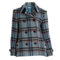Blazer lã