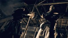 Donnie Yen's 'No Shadow Kick' in Iron Monkey