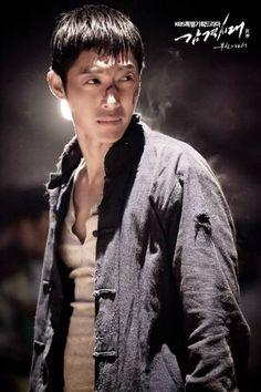 Kim Hyun Joong as Shin Jung Tae ♡ #KDrama // Inspiring Generation