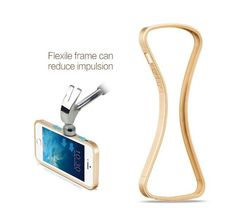 Slim Bumper TPU Silicone Edge Side Frame Cover Case Shell Skin iPhone 5 5s HOCO  #HOCO