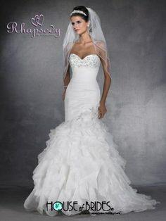 Symphony Wedding Dress Style R6904 | House of Brides