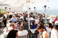 Georges at the Cove - Ocean Terrace
