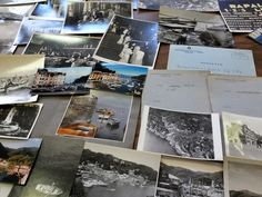 Archivio storico Regione Liguria, Genova. Fotografie provenienti dagli archivi delle Aziende di Promozione Turistica in esposizione
