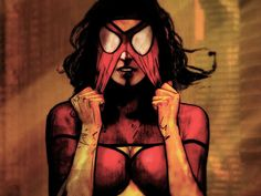 You are Spider Woman! Suffering from uranium poisoning as a young girl, Jessica Drew was at the point of death when her geneticist father injected her with a serum derived from spider venom. After decades in stasis as the serum took hold, Jessica reawoke into the contemporary world with tremendous powers. Initially trained by Hydra, she rebelled against them and joined S.H.I.E.L.D., where she's a valued asset.
