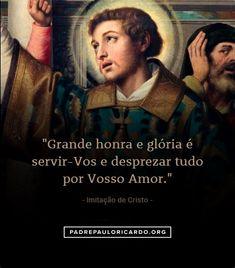A Imitação de Cristo Frases