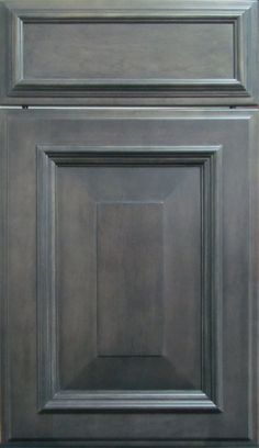Grey Stained Oak Cabinets DIMyself Pinterest Gray Woodworking - Dark gray stained cabinets