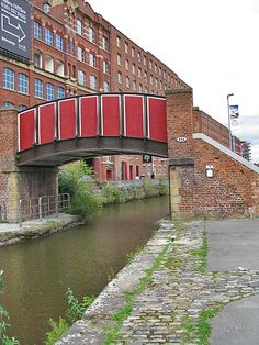 the kitty bridge - rochdale canal- great ancoats street Manchester, Rochdale, Garden Posts, Salford, Spring Garden, Post Office, Athens, Bridge, Tours