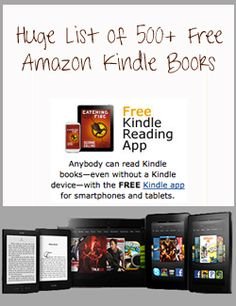 Discover amazon coupon codes free stuff discounts ideas on more than 500 free kindle books on amazon heres a big list of free fandeluxe Images
