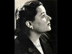 "Victoria de Los Angeles sings O Mio Babbino Caro from the opera ""Gianni Schicchi"" by Giacomo Puccini"