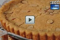 Almond Shortbread has a lovely sandy texture and a subtle almond flavor that comes from adding almond flour (meal) to the batter. From Joyofbaking.com With Demo Video