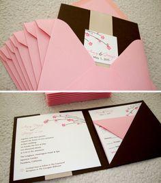 Casamento marrom e rosa: 44 fotos para inspiração!