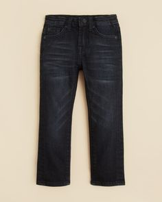 7 For All Mankind Boys' Paxtyn Skinny Fit Jeans - Sizes 2T-4T