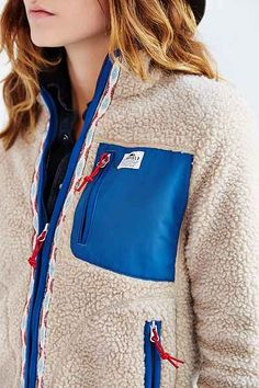 Penfield Lutsen Fleece Jacket - Urban Outfitters                                                                                                                                                                                 More