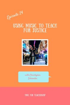 In this podcast episode, we are talking with Christopher Schroeder of the Boston Music Project about using music to teach justice. Christopher is a Boston Future leader who explains to us how music enhances the child. It is his vision to develop music communities in our schools which allow the students to dream big, trust the artistic process, and not to rely as much on test scores, but to develop the whole child. Writing Lesson Plans, Writing Lessons, Boston Music, Gender Equity, Instructional Strategies, Leadership Coaching, Teaching Methods, Changing Jobs, Social Emotional Learning