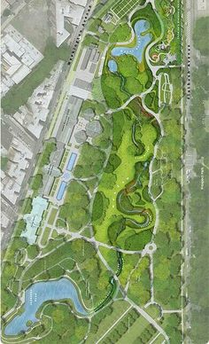 landscape site  plan에 대한 이미지 검색결과