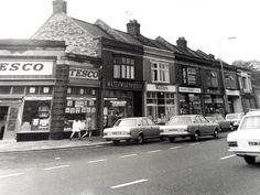 Shops At Mersey Road Aigburth