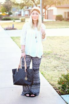 Outfit Post: Office Hippie