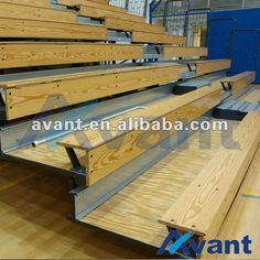 classic wooden telescopic seating chair stand retractable seating stand systerm, View telescopic seating chair stand retractable seating stand systerm , AVANT, AVANT Product Details from Avant Sports Industrial Co., Ltd. on Alibaba.com