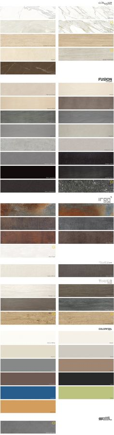 Neolith Colors
