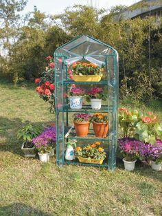 10 best SERRE da balcone o giardino images on Pinterest | Hothouse ...