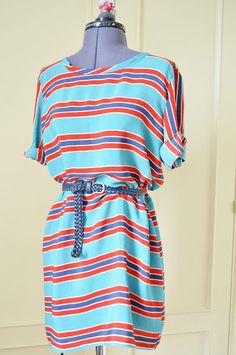 diy summer dress, en español
