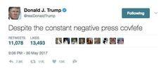 (Twitter: realDonaldTrump)
