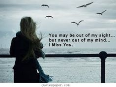I miss you | Love #Quotes