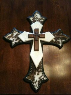 Layered/stacked cross