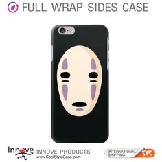 Spirited Away No Face IPHONE 6 Case