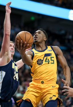 90d1ea953 Jazz rookie Donovan Mitchell enters rare category with Darrell Griffith