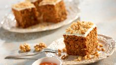 Other Recipes, Sweet Recipes, Pancake Muffins, Polish Recipes, Polish Food, Love Cake, Carrot Cake, Lidl, No Bake Cake