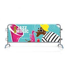 Wij leveren exclusief aan alle resellers, níet aan de eindconsument. Als partner zijn we altijd op zoek om de print mogelijkheden van ons én van onze resellers te vergroten. Samen groeien, dat is het doel! Jazz Festival, Jazz Music, Guerrilla, Design Thinking, Festivals, Toy Chest, Banners, Signage, Storage Chest