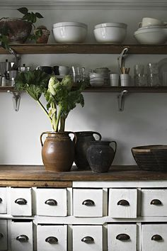 Vintage House kitchen details