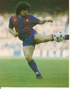 Maradona - Barca