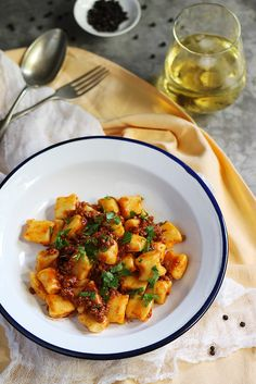 Potato Gnocchi Recipe - Let the humble potato be the highlight of your meal » So Good Blog
