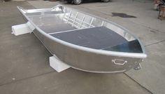 aluminum skiff | Fishing Boats: Welded Aluminum Boats