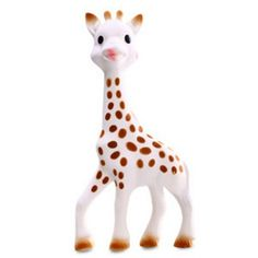 Newest The Giraffe Rubber Teething Toys Teether Toy For Baby Children Sensory Baby Chewing Toys Nurse Gift 0-12 Months Bpa free