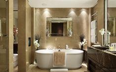 One Hyde Park - bathrooms
