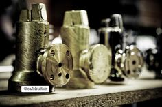 Groupheads in factory - Ponte Vecchio