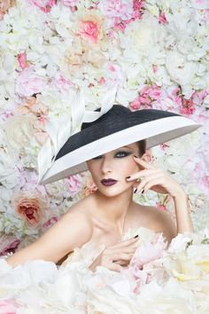 SS 2016 Hat Collection | Philip Treacy, London #DesignerHat #PhilipTreacy #http://www.philiptreacy.co.uk/collection