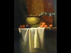 YouTube Painting Brass by Kelli Folsom
