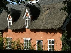 Cottage. Lower Ufford, Suffolk. by amandabhslater, via Flickr