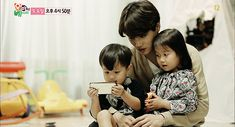 Oh! My Baby : Kai with Taeoh and Taerin
