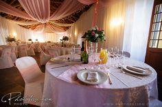 Deidre and Stuart (Wedding) Wedding Decorations, Table Decorations, Table Settings, Wedding Day, Pi Day Wedding, Marriage Anniversary, Wedding Decor, Place Settings, Dinner Table Decorations